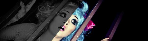 bipolar girl behind bars