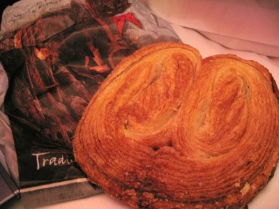 Eating Palmiers After Being Bought Off by Drug Companies