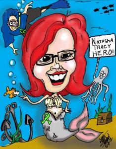 Mental Health Hero Natasha Tracy