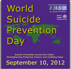 How to Support World Suicide Prevention Day