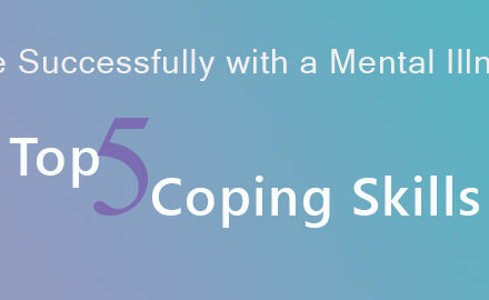 Live Successfully with Mental Illness — Top 5 Coping Skills Ebook — FREE
