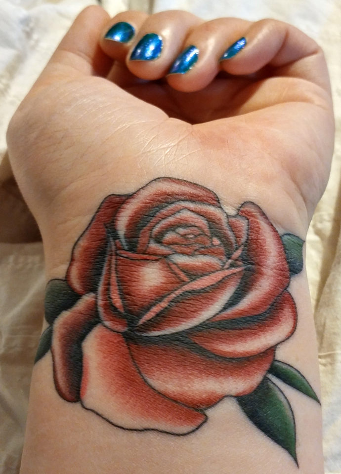 I've attempted suicide and, recently, I've covered my suicide attempt scars with a tattoo. Here's why I tattooed over my suicide attempt scars.